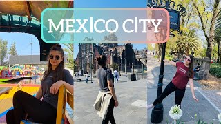 MEXİCO CİTY 2021 / MEKSİKA / MEKSİKADA 2 GÜN  #VLOG