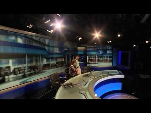 Annette's dream visit to RTÉ newsroom - RTÉ's Morning Edition