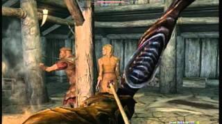Skyrim Killing Spree at the Frozen Hearth