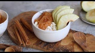 Вкусное яблочное варенье - вкусный и быстрый рецепт!