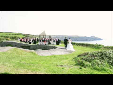 Sea View Wedding Ceremony