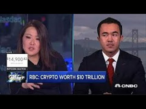 RBC Analyst Says Crypto Currency Market Going to $10 Trillion