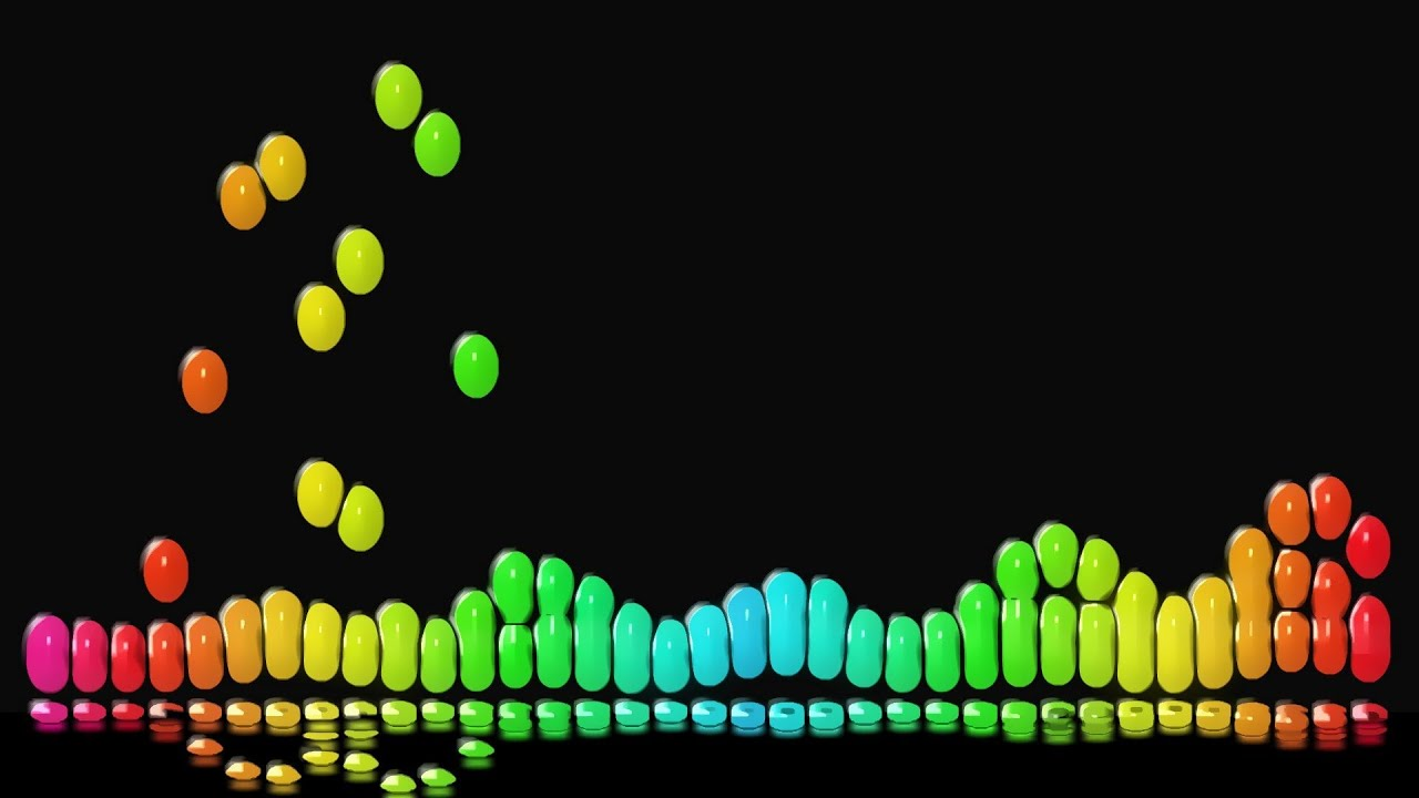 Equalizer Music Visualizer (test2) AUDIO 3D Graphic Equalizer