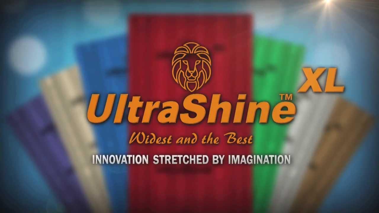 Colour coated sheets manufacturing process - Isc Ultrashinexl Colour Coated Profile Sheet_english