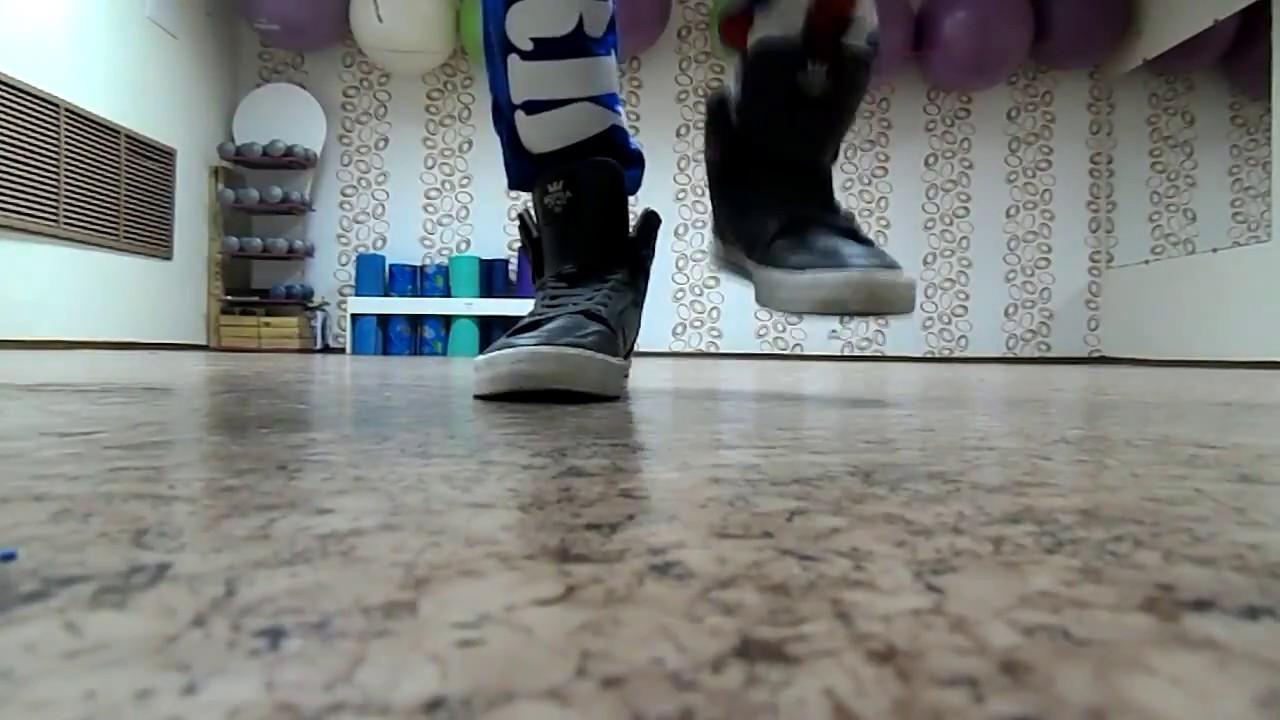 shuflle dance