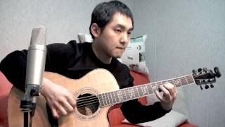 Misery - Maroon5 (Acoustic ver.) cover by G.QOO