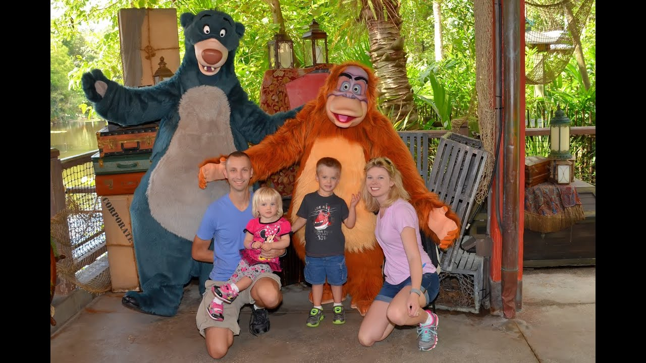 Walt Disney World Vacation With 2 And 3 Year Old (Nov 2014