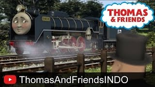 Thomas & Friends Bahasa Indonesia - Full Episode - Bantuan Hiro