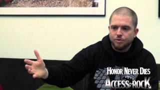 """Access: Hatebreed -Track-By-Track 2/11 """"Honor Never Dies"""" by Jamey Jasta"""