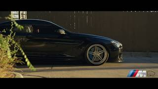 ///M Brothers -  BMW M6  ***Black DEVIL*** Coupé CAR PORN LOUD & HARD AirRide