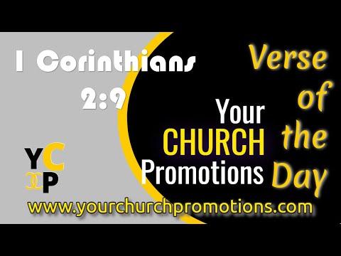 1 Corinthians 2 9