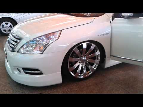 Nissan Teana J32 BY MIRAGE CAR AUDIO