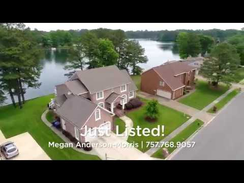 1560 Crystal Lake Dr Portsmouth Va 23701 Homes For Sale In