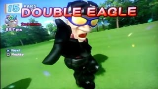 5 More Double Eagles! (Hot Shots Golf FORE!)