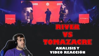 River vs Tomazacre GBB 2019 - Cuartos de final   Videoreaccion y analisis   Orodreth