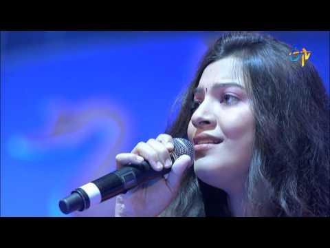 Ninne Ninne Kora Song | Geetha Madhuri Performance | Swarabhishekam | 2nd October 2016 | ETV Telugu