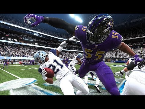 Madden 19 Super Bowl 53 Cowboys Vs Ravens  *All-Madden Edition* On Xbox One X 4k Game Play