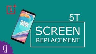 OnePlus 5T Screen Replacement - Repair Guide