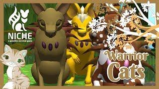 Stormstar's Bustling Brood!🐱 Niche: Warrior Cats SEASON 3 - Episode #6