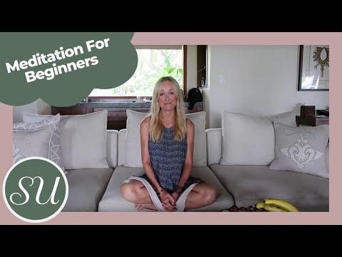 How To Meditate For Beginners | Easy Mindfulness Meditation