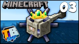 Saving The Pufferfish King | Truly Bedrock Season 2 Episode 3