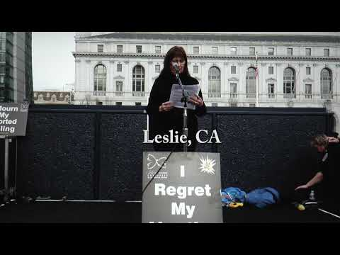 Leslie's 2020 Walk for Life Testimony