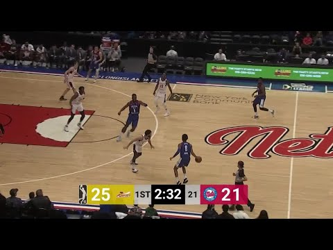 [GLeague] Former Washington Wizard Sheldon Mac (formerly MacLellan) finishes with 31 points on 9-18 (3-7 from 3, 5-5 FT), 2 rebounds, an assist and 3 steals in a 121-113 loss for the Canton Charge against the Long Island Nets!