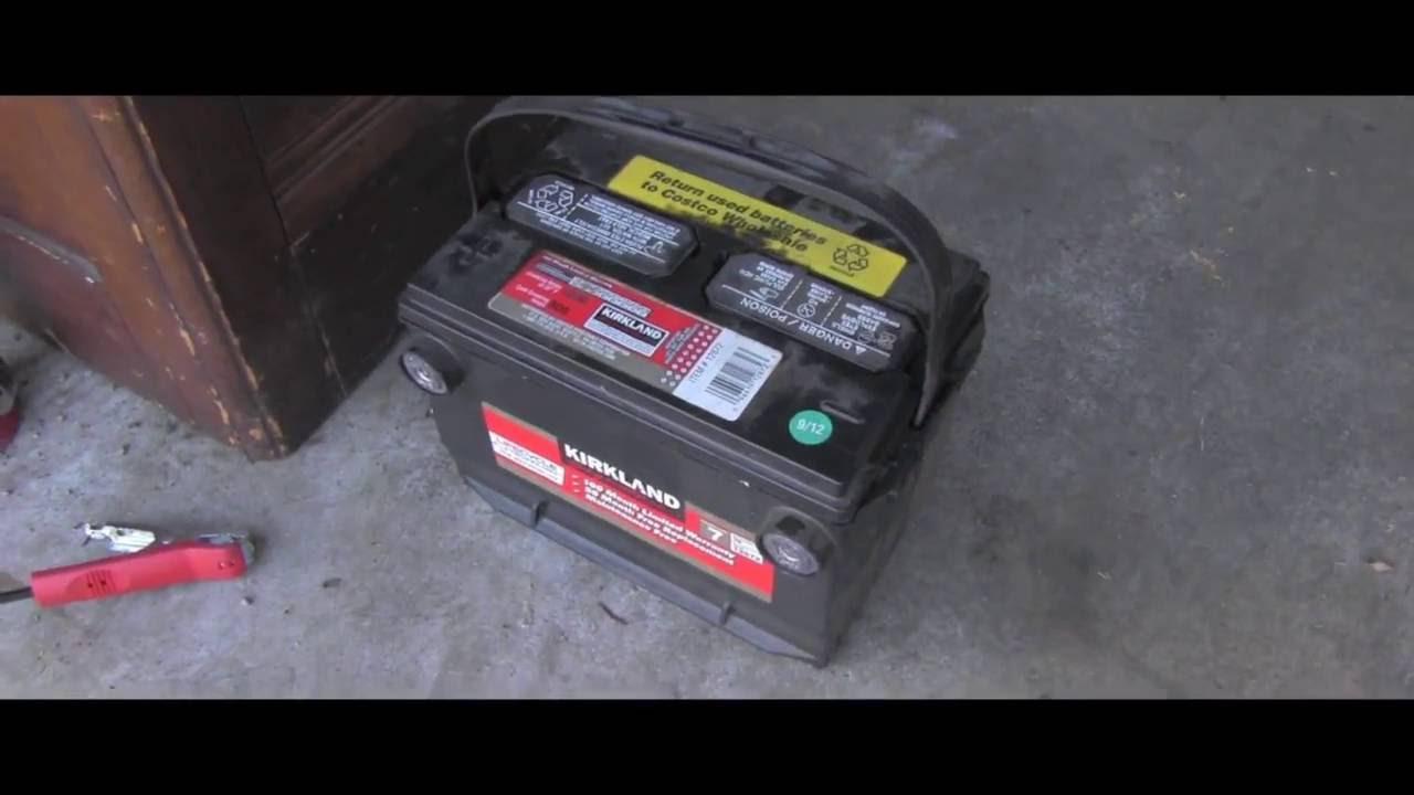 Car Battery Dead Overnight ?