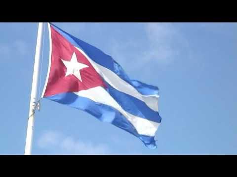 La Bayamesa - Himno Nacional Cubano - Con letra.  (Cuban National Anthem with Lyrics)