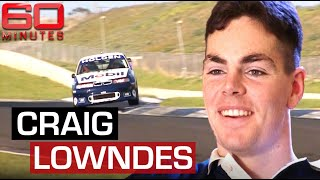 'The Kid' of Motor Sport: early interview with champion Craig Lowndes | 60 Minutes Australia