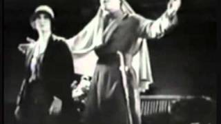"John Boles and Carlotta King sing the title song from ""The Desert Song"" (film) 1929"