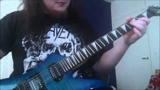 Gojira - Love Guitar cover by Nikke Kuki