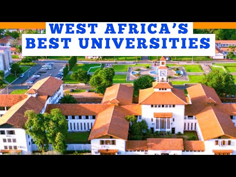 BEST UNIVERSITIES IN WEST AFRICA: Top 10