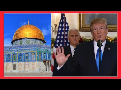 DONALD TRUMP, JERUSALEM & THE JEWISH PEOPLE  END TIMES SIGNS 2017