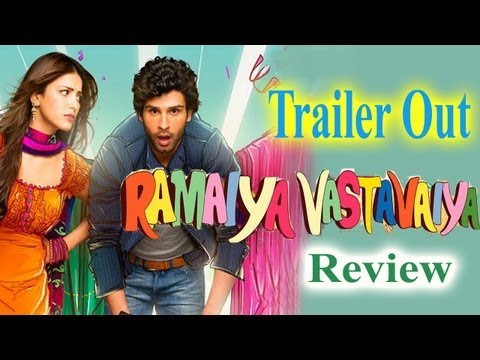 Ramaiya Vastavaiya Trailer Review I Hindi News I