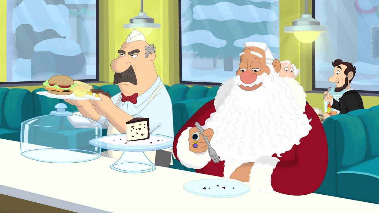 How Murray Saved Christmas.How Murray Saved Christmas Trailer