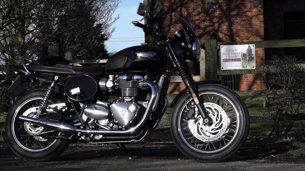 triumph bonneville t120 british
