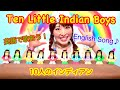 Download Ten Little Indian Boys (10人のインディアン) | Nursery Rhymes | 英語童謡 MP3 song and Music Video