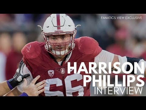 Harrison Phillips talks Stanford Recruiting Difficulties, Investment Funds, Bryce Love & NFL Goals