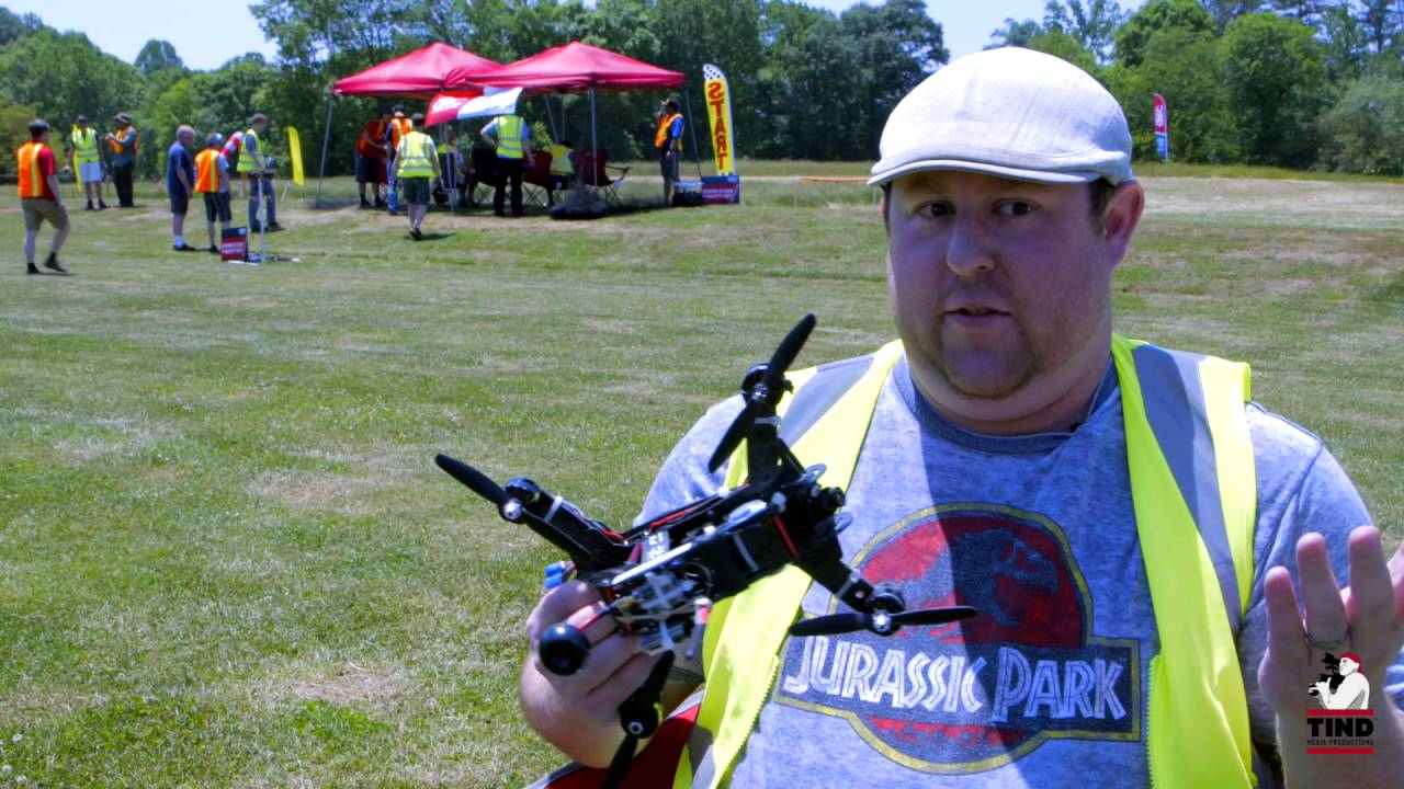FPVLive Interview with FPV Pilot James VonDoom