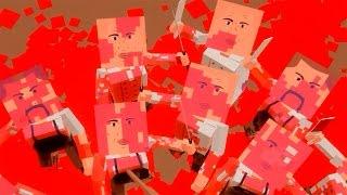 НОВЫЕ ИСПЫТАНИЯ ► Paint the Town Red #3