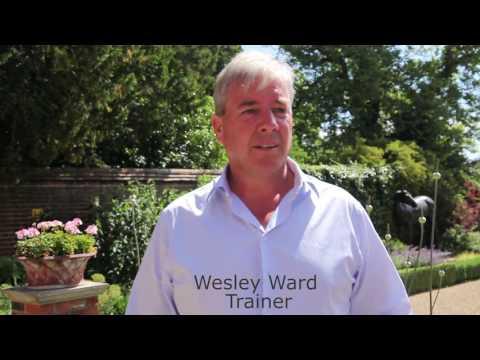 Wesley Ward pre Royal Ascot Interview