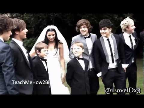 Harry Styles' Hair Flip (shake, flick etc)