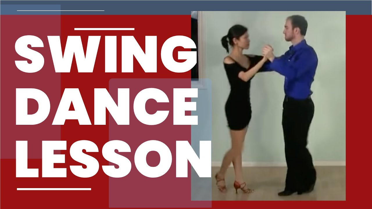 Swing dancing lessons - 3 technique tips for East Coast ...