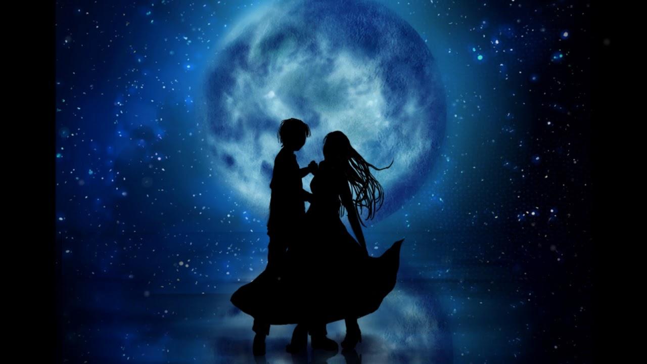 Картинки танцы под луной