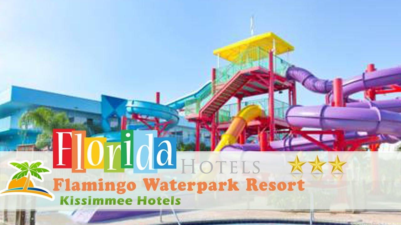 Flamingo Waterpark Resort Kissimmee Hotels Florida