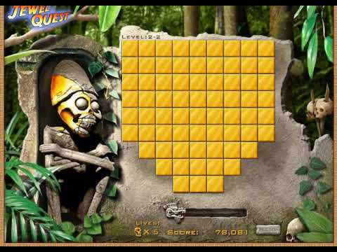 Let's Play Jewel Quest - Class 1 - Explorer - Part 2