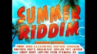 Summer Riddim Megamix-Selecta Bisso [Blackout Sound System] [Dezod Prod 2013]