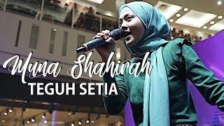 Cover images MUNA SHAHIRAH - Teguh Setia I JELAJAH SURIA 2019 IPOH