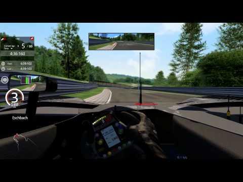 Assetto Corsa: Audi R15 TDI Nürburgring Nordschleife 6:32